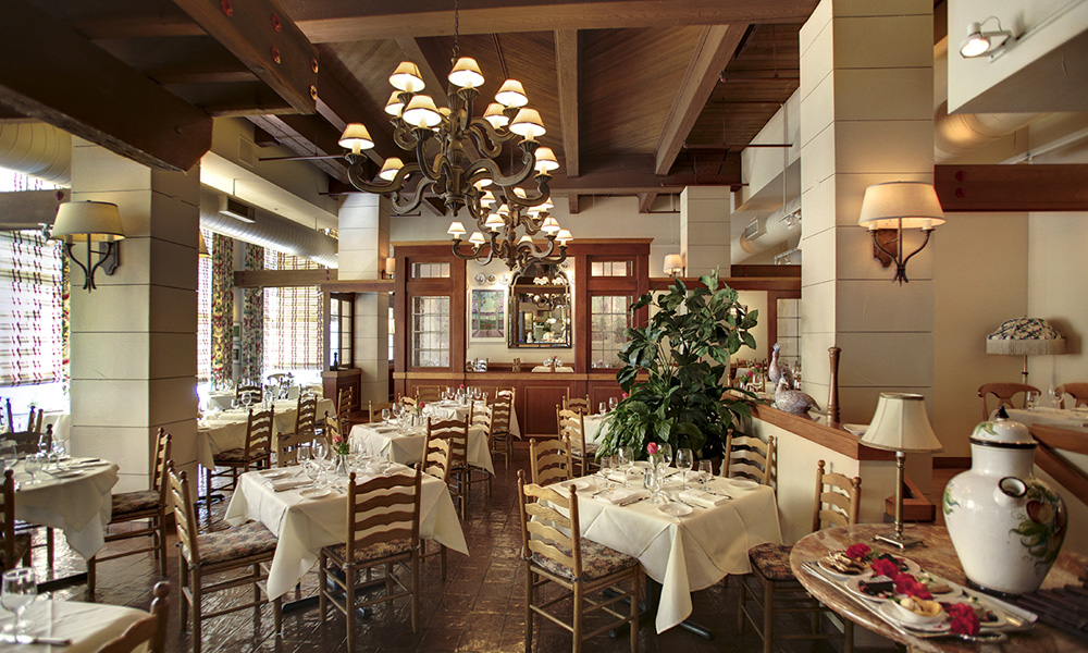 Gallery il terrazzo carmine for Best private dining rooms seattle